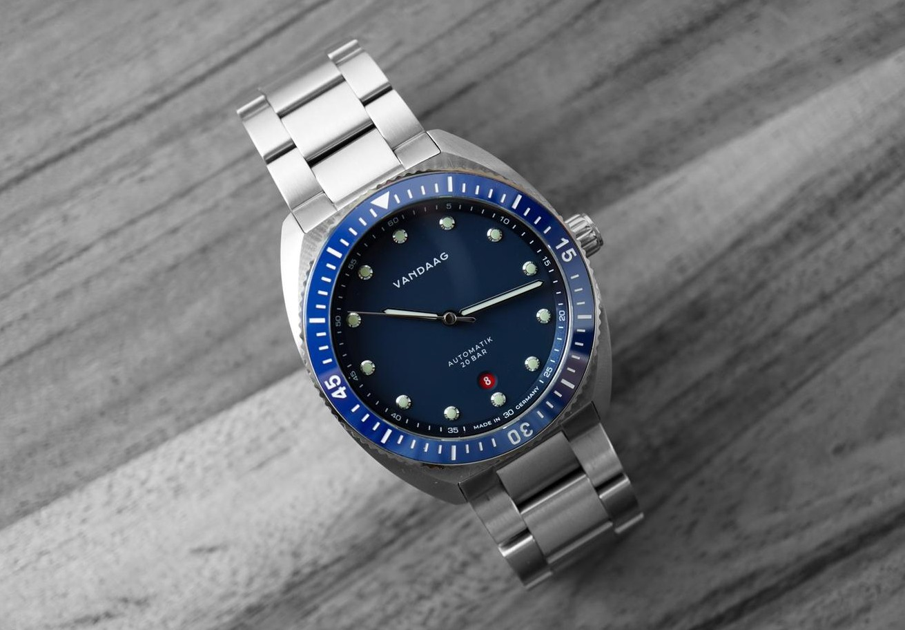Tiefsee Automatic - Blue